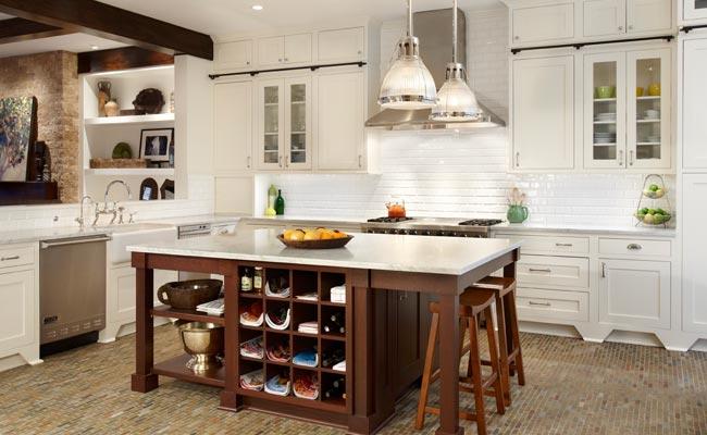 Plain amp fancy chicago chicago shaker style white kitchen cabinets